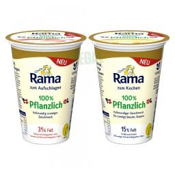 Rama zum Aufschlagen 31% Fett 100% pflanzlich