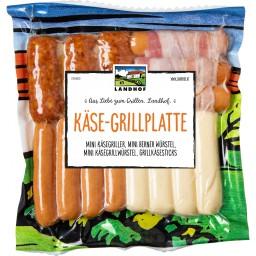 Landhof Käse-Grill-Platte