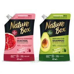 Nature Box Nachfüllbeutel Avocado