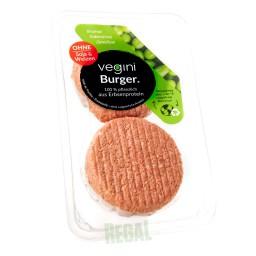 vegini Burger roh