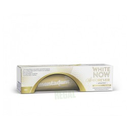 Mentadent White Now Forever Zahncreme