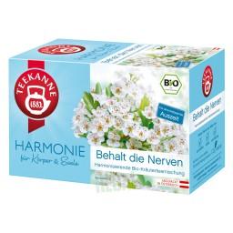 Teekanne Harmonie für Körper & Seele – Behalt die Nerven