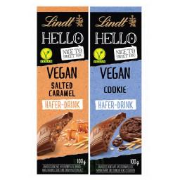 Lindt HELLO Vegan Range