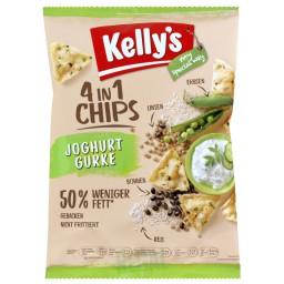 Kelly's 4in1 Chips Joghurt Gurke