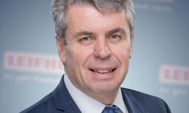 Gerhard Lasselsberger, Geschäftsführer Leifheit Österreich