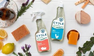 Neuer Markenzugang mit dem nachhaltigen Reiniger Cycle