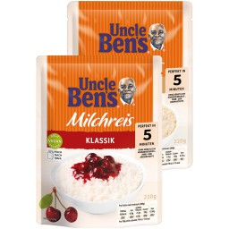 Uncle Ben's® Express Milchreis