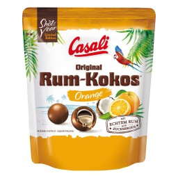Casali Shot of the Year Rum-Kokos Orange