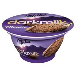 Milka Mousse Darkmilk
