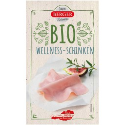 Berger Bio-Wellness-Schinken