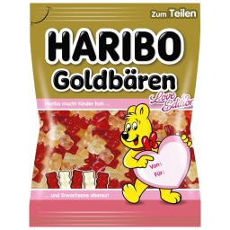 Haribo Goldbären Love Edition