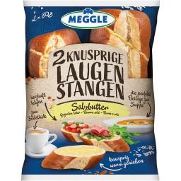 Meggle Laugen Stangen Salzbutter