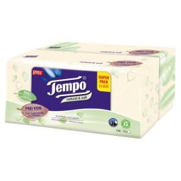 Tempo natural & soft Taschentücher