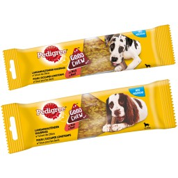 PEDIGREE® DentaStix™ Chewy ChunX